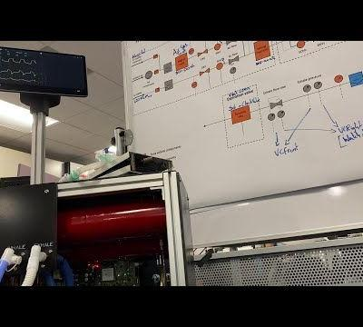 Watch: How Tesla engineers are building a ventilator using car parts