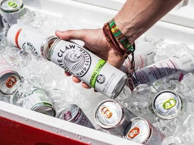 These Are the Three New White Claw Flavors Coming in 2020