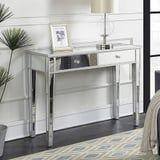 Reflect Your Style With This Mirrored Furniture on Amazon