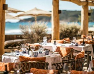 The best waterfront restaurants in St Tropez