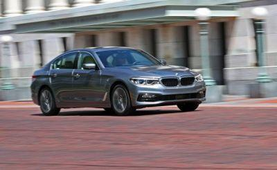 2018 BMW 530e xDrive Plug-In Hybrid Tested: The 5 Falls Further from the BMW Tree