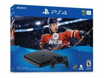 Canadian Exclusive NHL 18 PlayStation 4 Bundle Unveiled