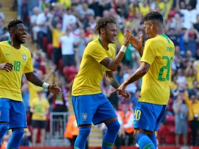 Brazil vs Switzerland: Live blog, text commentary, line-ups, stream & TV channel