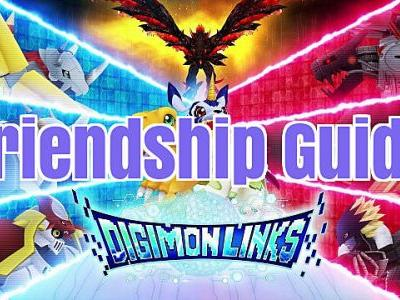 Digimon Links Guide: How to Farm Friendship