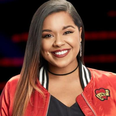 Brooke Simpson Sings 'It's A Man's Man's Man's World' By James Brown On The Voice Playoffs