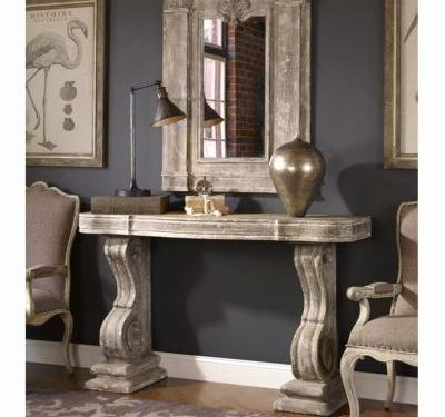49 Inspirational Living Room Console Table Pics
