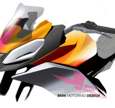 2020 BMW F 900 XR First Look Preview Photo Gallery