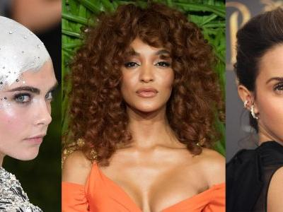 Which British Babe Rocked Your Favourite Beauty Look of the Year?