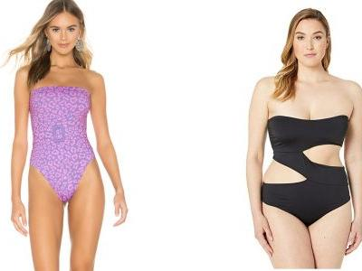 These Summer 2019 One-Piece Swimsuit Trends Will Make Your Temperature Rise