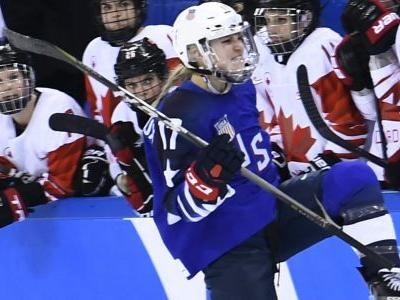 Winter Olympics 2018: USA women's hockey finally bests Canada to win gold