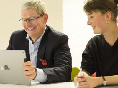 Tim Cook says merging the Mac and iPad would require 'trade offs and compromises'