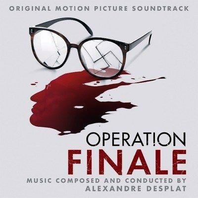 OPERATION FINALE Original Motion Picture Soundtrack Available August 24, 2018
