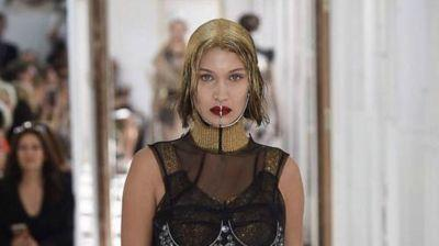 Pat McGrath Outdid Herself With Incredible Multimedia Makeup for Margiela's Fall 2017 Couture Runway