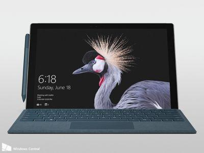 Microsoft's new Surface Pro with optional LTE gets official