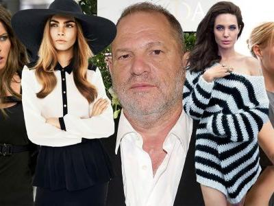 Harry Weinstein Scandal: 22 Actresses Who Have Broken Their Silence
