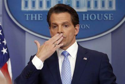 Why Anthony Scaramucci is perfect as Trump's communications director