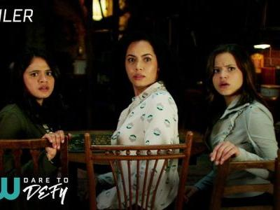 The CW's Supergirl and Charmed Unite in New Combo Promo