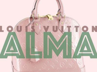 The Ultimate Bag Guide: The Louis Vuitton Alma Bag