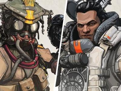 Apex Legends Characters Bloodhound & Gibraltar Are LGBTQ Says Respawn