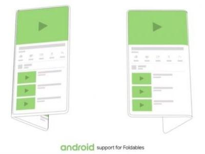 Google Announces That Android Will Support Foldable Devices