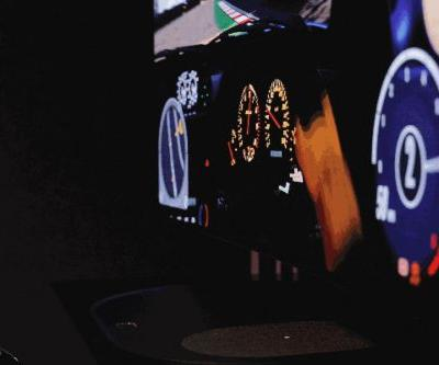 Watch this flexible LG gaming TV bend from flat to curved