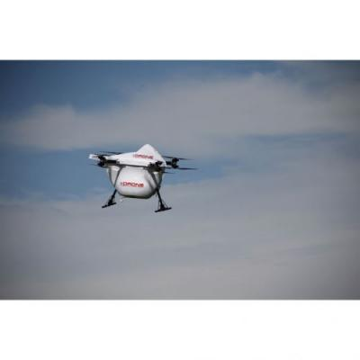 Oh! Canada May Beat U.S. to Commercial Drone Delivery