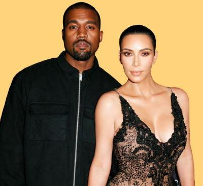 There's a Totally Relatable Backstory to Kim K's Glam Family Portrait