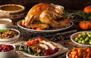 CDC: 5 Points for a Safer Thanksgiving