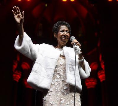 Watch the Live Stream from Aretha Franklin's Funeral