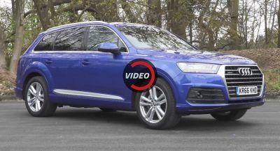 Diesel-Powered Audi Q7 In S-Line Trim Earns Top Marks In Review
