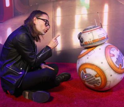 Thom Yorke Is Best Friends With BB-8 Now