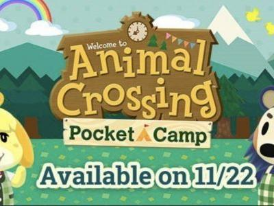 Nintendo Sets 'Animal Crossing: Pocket Camp' Release Date for November 22