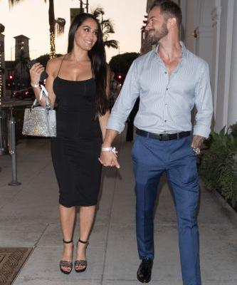 Dressed to Impress! Nikki Bella and Boyfriend Artem Chigvintsev Step Out for a Fancy Date Night in L.A