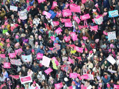What The Women's March Looks Like Across The U.S.A