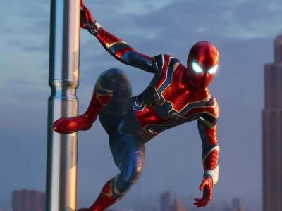 Spider-Man PS4 How to Unlock Iron Spider Costume