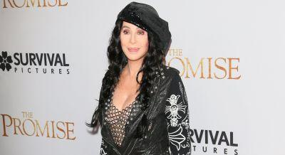 """Cher Reacts to the Death of Ex-Husband Gregg Allman: """"Words Are Impossible"""""""