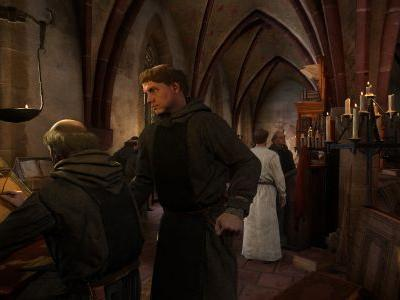 Kingdom Come Deliverance Needle in a Haystack quest guide - Where to find Pious and escape the monastery