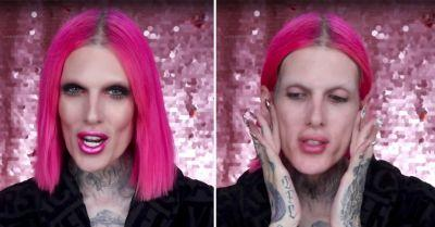 See What Jeffree Star Looks Like Without Makeup - Because You Know You Want To
