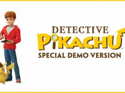 Detective Pikachu Demo Progress Will Carry Over To Full Game
