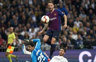 Barcelona AGAIN serve Real Madrid humiliation at home in El Clasico