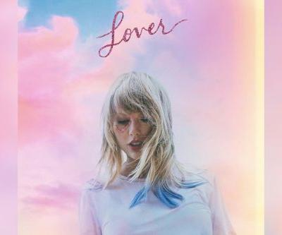 Taylor Swift reveals new album, 'Lover' cover art and release date