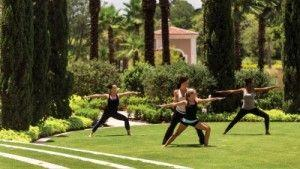 Four Seasons Resort Orlando Celebrates Global wellness day with fitness classes