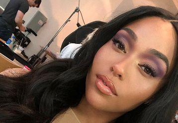 Kylie Jenner's Former BFF Jordyn Woods Celebrates New Makeup Collab Post-Cheating Scandal