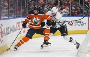 McDavid nets 2, grabs scoring lead as Oilers beat Kings 3-2