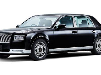 2018 Toyota Century Is A Modern Flagship With Old School Styling