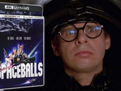 'Spaceballs' Gets a 4K Ultra HD Blu-ray in April 2021