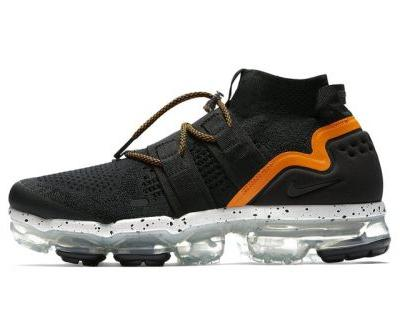 "Nike Air VaporMax Utility ""Orange Peel"" Is Releasing Soon"