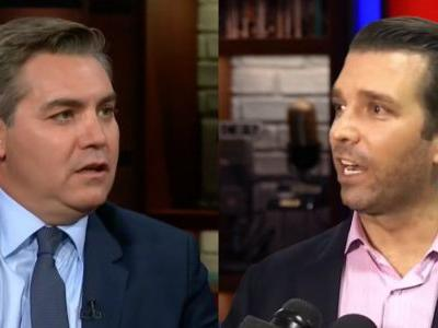 READ: Donald Trump Jr. and CNN's Jim Acosta Have Twitter Slap Fight