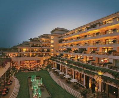 The Indian Hotels Company Reports Strong Q1 2018 Results