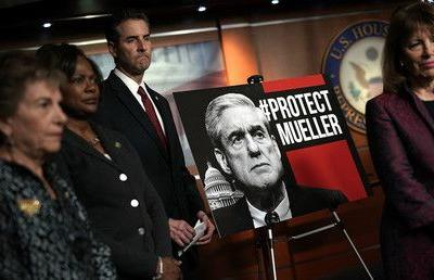 Trump is not firing Mueller after angry Tweet sparks concern